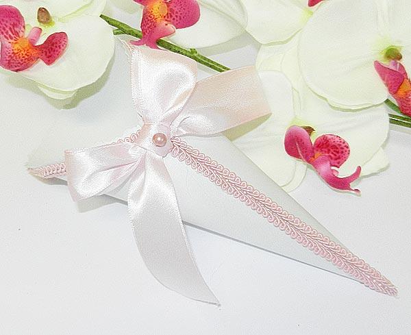 Мешочки для лепестков роз на свадьбу