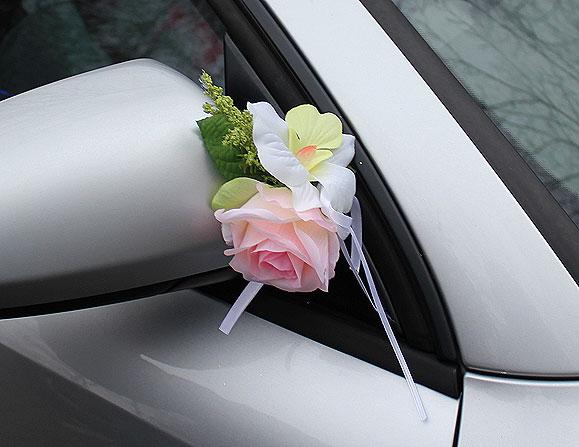 Бутоньерка своими руками на авто
