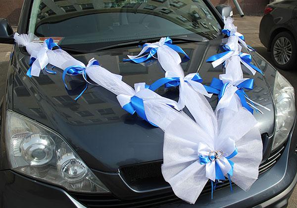 Как сделать украшение на машину своими руками с